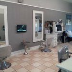 Enjoy one of our salon services while you watch your favorite program.