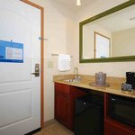 Studio Suite Kitchenette Area