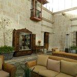 Lobby Sitting Room