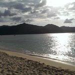 cystal beach- Tayrona nationa park