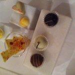 varietá di cioccolati