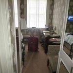 Single room from doorway