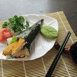 Chicken Katsu Temaki