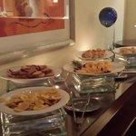Club Lounge Food - Lame