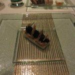 Shrimp and Caviar
