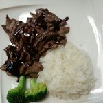 Hawaiian BBQ beef