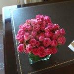 bouquet de flores naturales