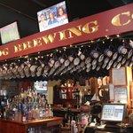 Sea Dog Brewery - Bar