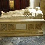Bishop Carr at rest