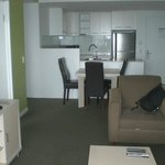 908B Living Room from Balcony