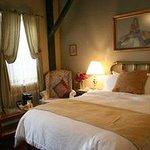 Brass Bedroom
