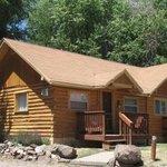 Cabins Exterior Summer