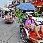 Bike ride through Little India
