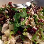 Chopped Chicken Salad - Refreshing yet fulfilling!