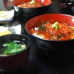 1050円のイクラ丼