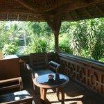 Joglo 1 upstairs patio
