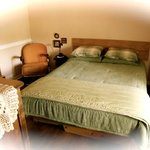 The green room/La chambre verte
