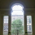 the altar windows