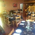 inside plattelander restaurant