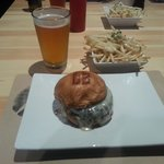 Umami Truffle Burger Meal