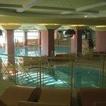Poolbereich/ kleiner Ausschnitt
