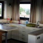 lato cucina