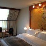 Klimt-style interior