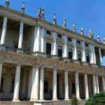 Palazzo Chiericati a Vicenza, facciata
