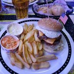 Double King's Burger