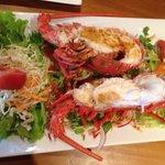 crayfish Thai style