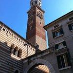 Torre dei Lamberti a Verona