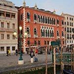Hotel Danieli old Dandolo palace building