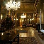 Hotel interior Dandolo palace