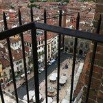 Panorama dalla Torre dei Lamberti a Verona