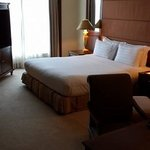 Bedroom at the Pacific Sutera Harbour