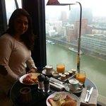 Desayuno y trato excelente !!!