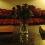Dar Roumana Lounge Area