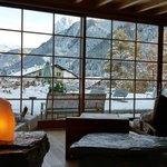 sala relax panoramica