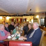 Hornsea Civic Society Christmas Dinner.