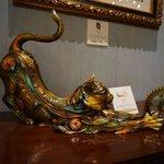 Zu verkaufen: Kunst in der Lobby