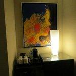 Modernes und schickes Hotel