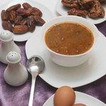 Spécialité soupe marocaine Harira