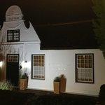 Roth Manor by night