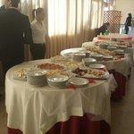 Buffet per sposi...