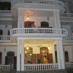 notre chambre avec suberbe balcon