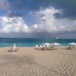 Beach Chairs at Grace Bay Breach.