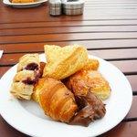 Breakfast at Princess Beach Hotel