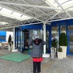 Holiday Inn Stuttgart entrance