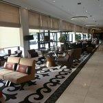 The long lobby