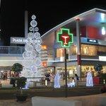Upmarket Shopping Centre